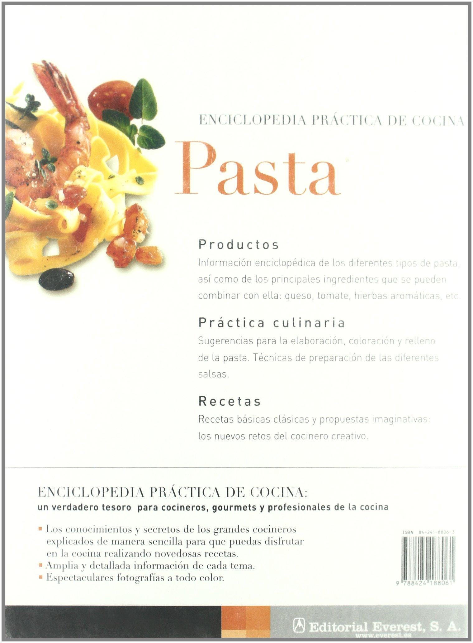 Pasta (Enciclopedia práctica de cocina): Amazon.es: Teubner Christian, Berasaín Villanueva Ambrosio: Libros