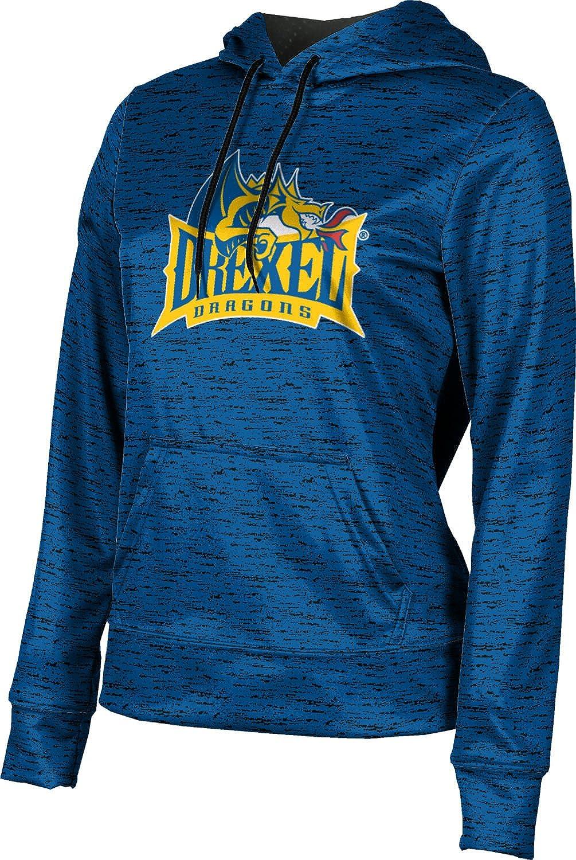 Drexel University Girls Pullover Hoodie School Spirit Sweatshirt Brushed