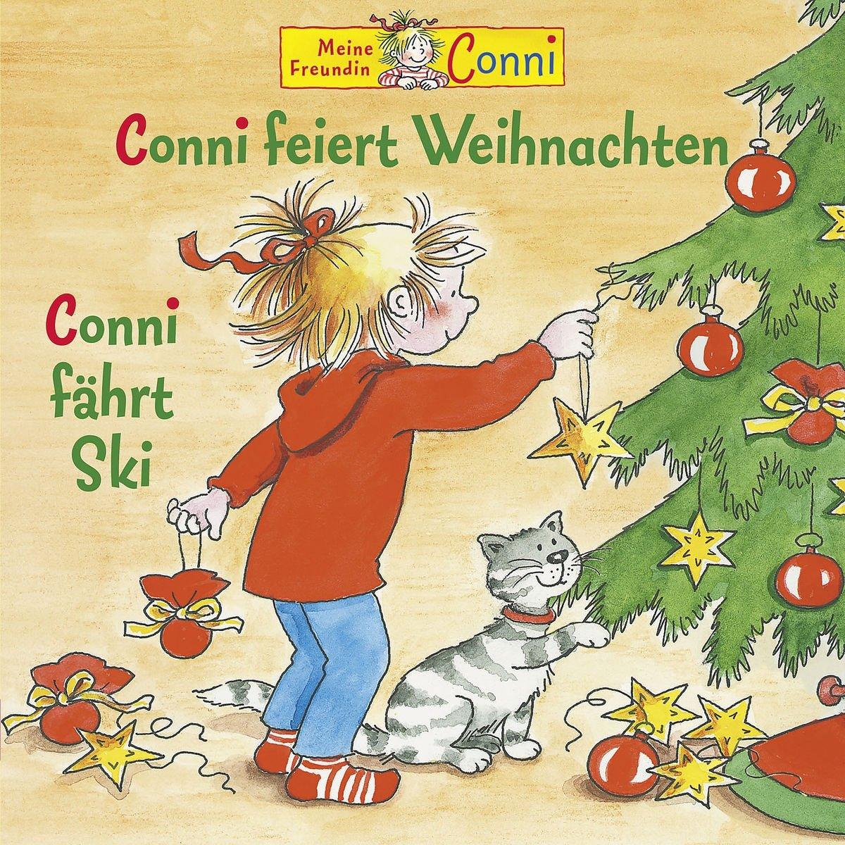 06: Conni Feiert Weihnachten/Conni Fährt Ski - Conni: Amazon.de: Musik