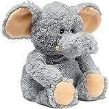 Intelex - Peluche Elephant Chauffante au Micro-Ondes