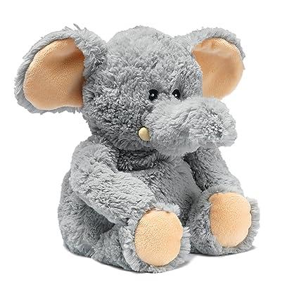 Intelex Cozy Plush Microwaveable Warmer - Elephant