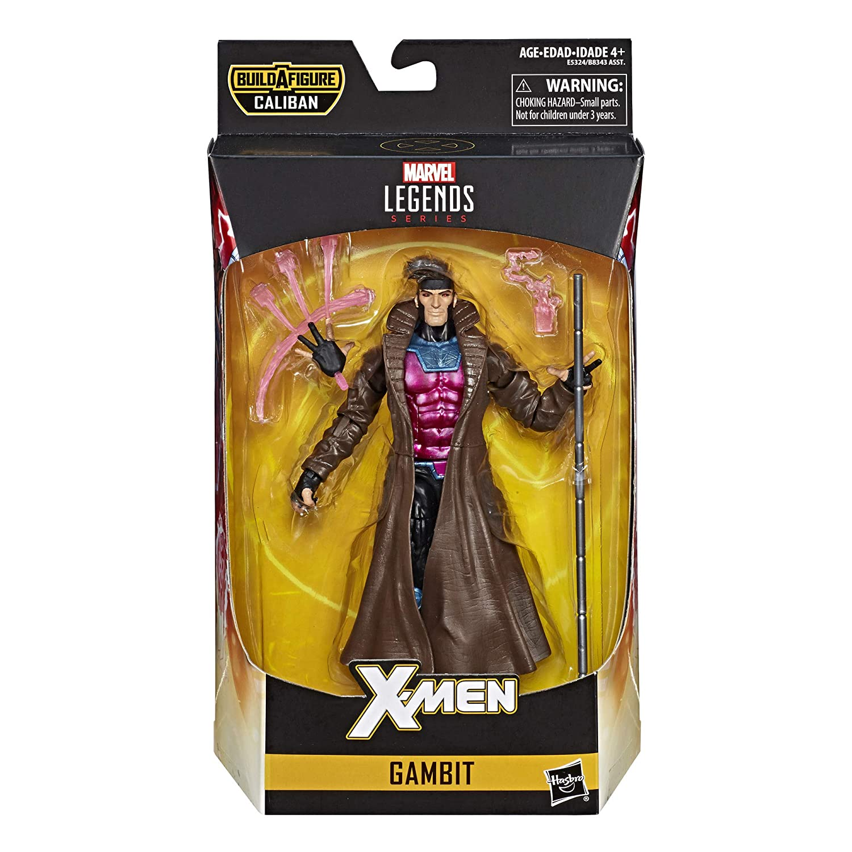 Marvel Legends Caliban BAF Wave Beast Figure Brand prêt à Expédier