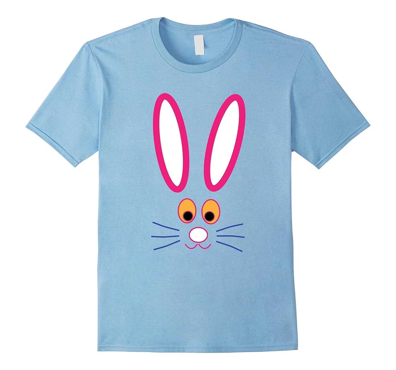 Big Bunny Ears Easter Fun T-shirt