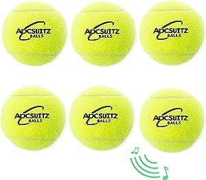 DCSUIT Dog Tennis Ball - 12 Pack 2.5