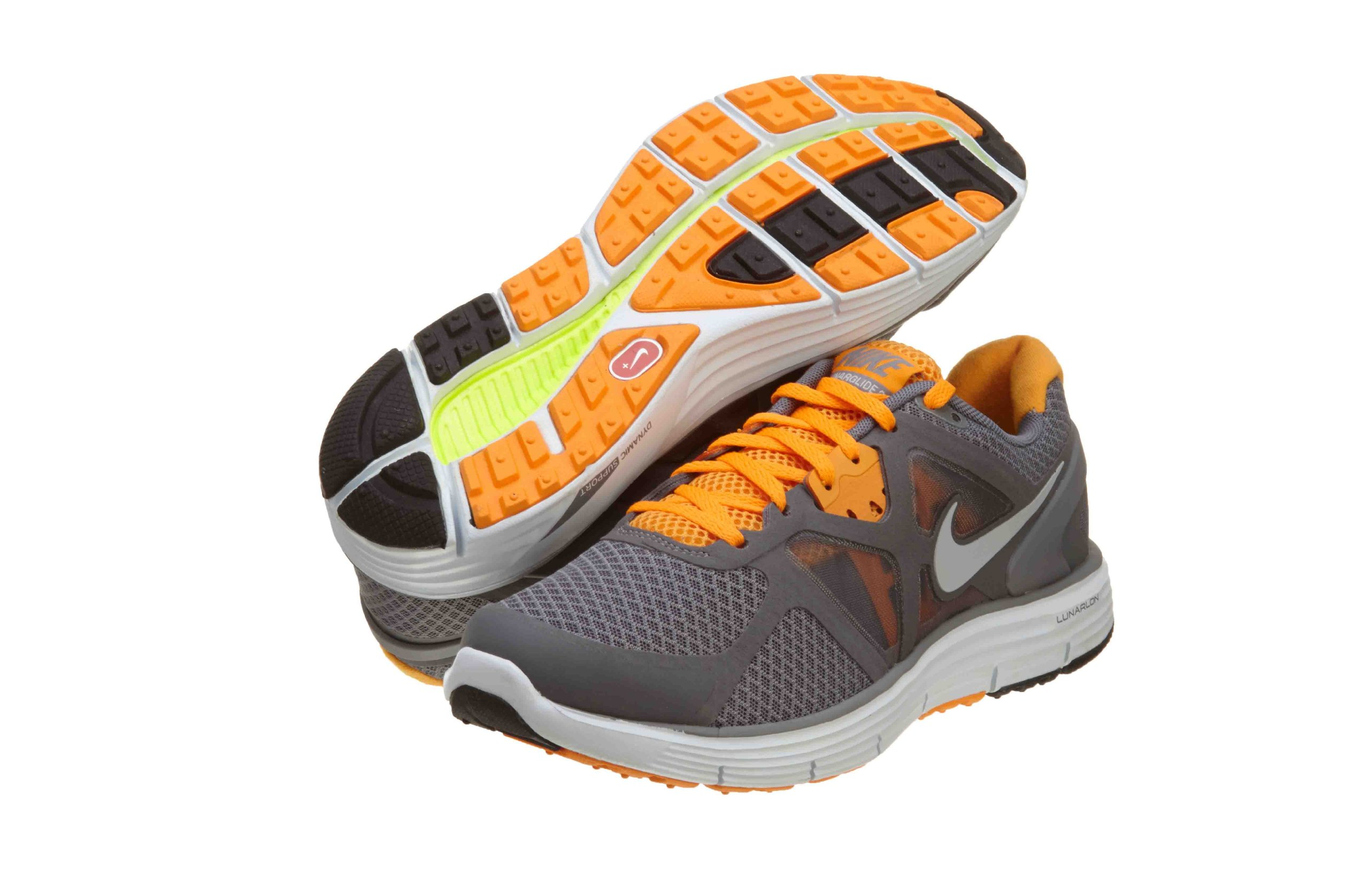 Nike Lunarglide+ 3 Women454315 Style: 454315-008 Size: 9.5 M US