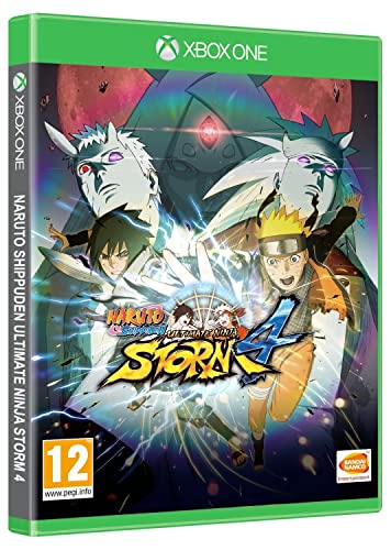 Naruto Shippuden: Ultimate Ninja Storm 4 (Xbox One) by Namco ...
