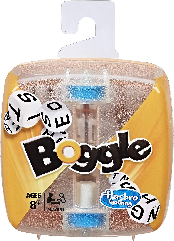 Hasbro Gaming C2187 Juego de dados Boggle