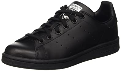 detailed pictures e3320 3371b adidas - Stan Smith - Chaussures - Mixte Enfant - Noir (BlackBlack