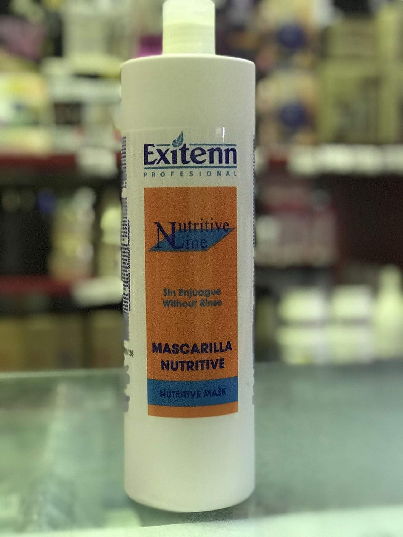 Exitenn Mascarilla Nutritive sin enjuague 1 litro