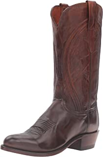 product image for Lucchese Classics Men's Clint-Ant Pb Md Goat Riding Boot