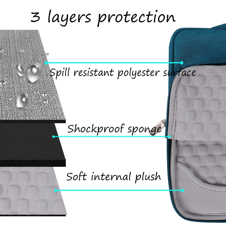 Space Grau MacBook Air MOSISO Tasche Sleeve H/ülle Kompatibel 13-13,3 Zoll MacBook Pro Multifunktion Spritzwasserfest Laptoptasche Kasten mit zus/ätzlichem Stauraum Polyester Schutzh/ülle