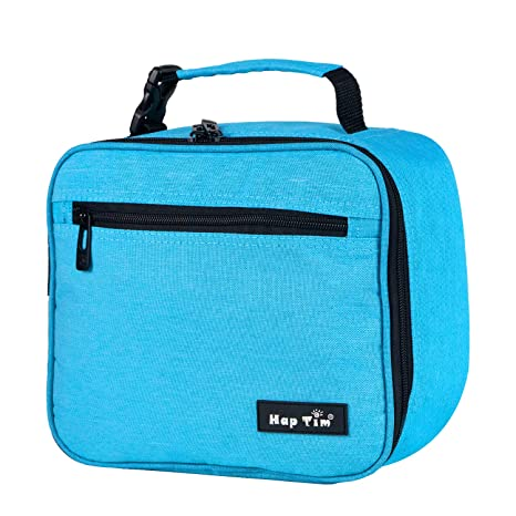 c0555e446b0c Insulated Lunch Boxes for Kids,Reusable Lunch Bags for Kids, Blue Kids  Lunch Boxes for Boys(N18654-BL)