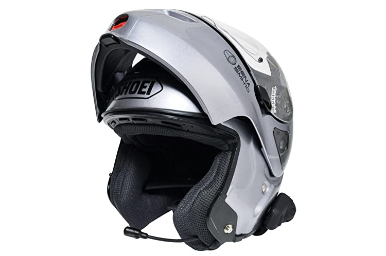 Sena SMH5-01 Low-Profile Motorcycle and Scooter Bluetooth Headset / Intercom