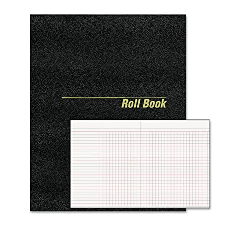 amazon com red43523 rediform teachers roll book office products