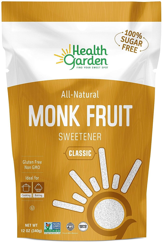 monk fruit natural sweetener