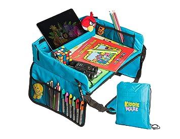 Amazon.com: Bandeja de viaje para niños - Bandeja de juegos ...