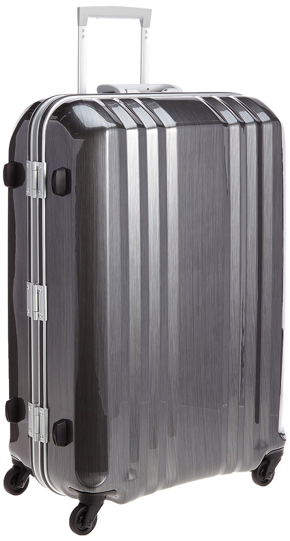 [エーエルアイ] A.L.I スーツケース デカかる2 78L 4.8kg シリアルナンバー B00WYTLR8E