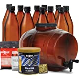 Mr. Beer Bavarian Wheat Craft Beer Making Kit