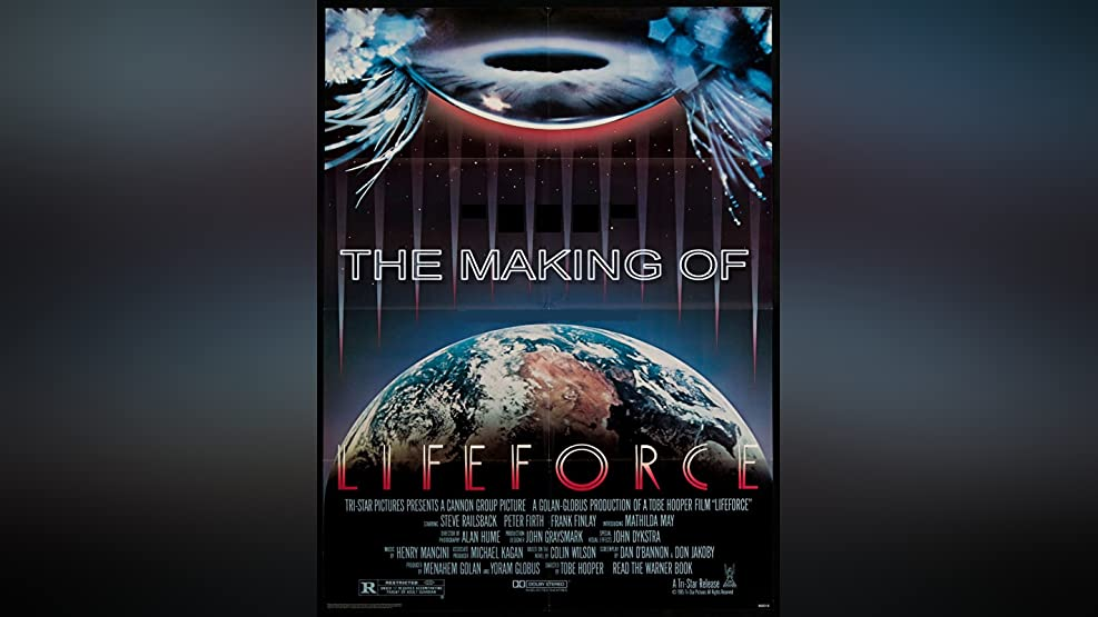 The Making Of: LIFEFORCE