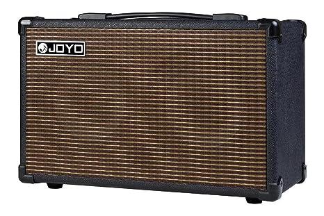 JOYO AC-40 Amplificador de guitarra acústica – Reverb, retraso y coro – Buskers