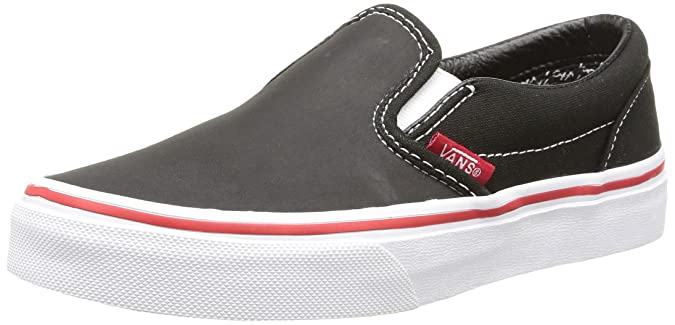 Vans Kids Classic Slip-On Color Me - Zapatillas Bajas Infantil, Color Color me/Chalkboard/True White, Talla 27