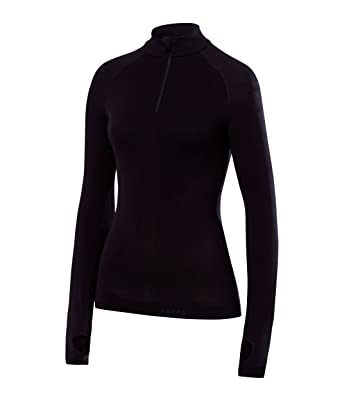 protection in mild to cold temperatures Sweat wicking polyamide mix Sizes XS-XL FALKE ESS Women Warm panties fast drying multiple colours