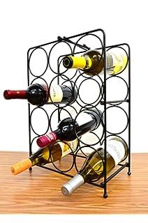 Wine Rack 12 Bottle Clip Art