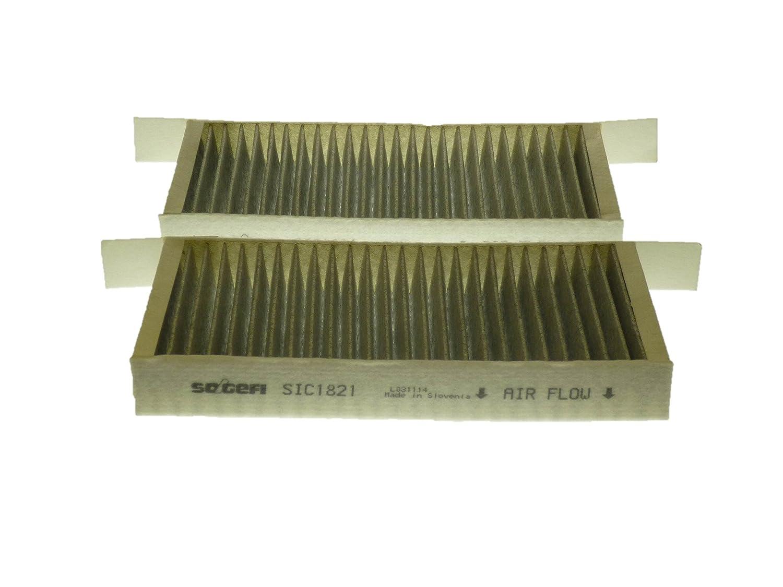 Purflux AHC264-2 filtre cabine Sogefi Filtration France