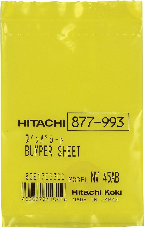 Hitachi Aftermarket NV45AB Bumper Sheet 877-993 NV45AB2 877993