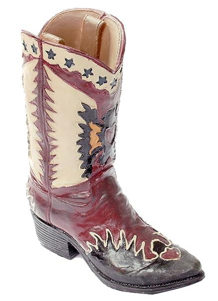 Deko-botas de seguridad de poliresina de vaquero de barco de Eagle 15 cm