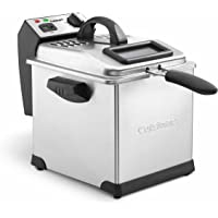 Deals on Cuisinart CDF-170 3.4-Quart Deep Fryer
