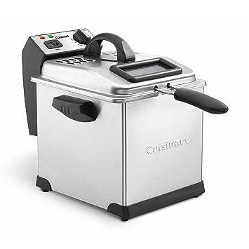 Cuisinart CDF-170 - Freidora (Freidora, 3,25 L, 0,77 kg, 60 ...