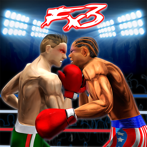 Fists For Fighting - Boxing Games Free