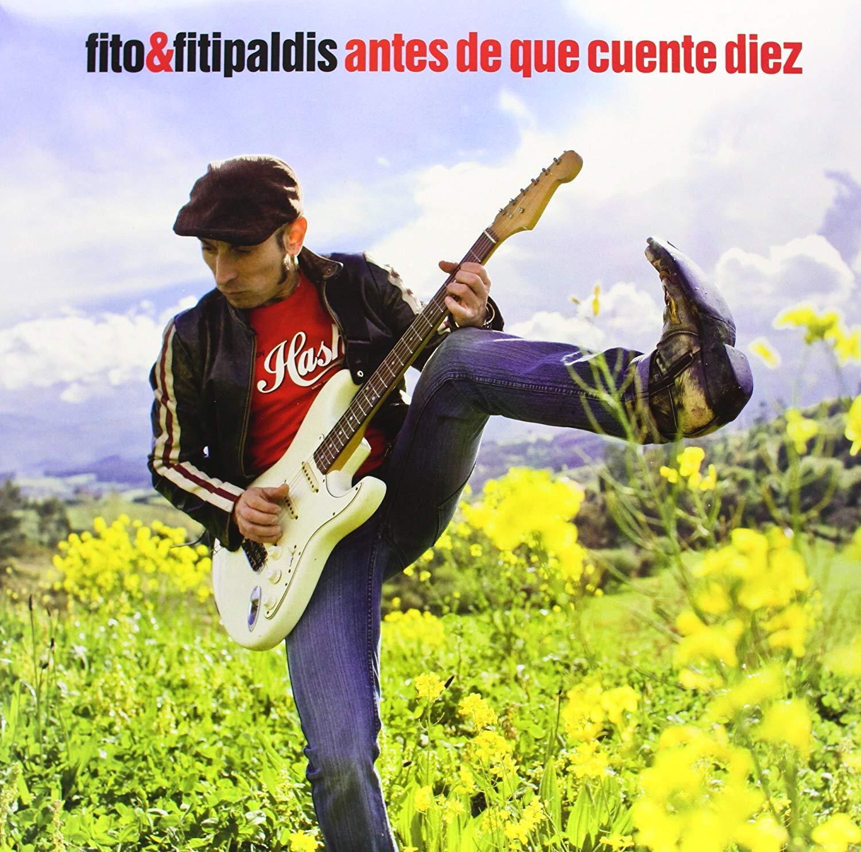 Fito & Fitipaldis - Antes De Que Cuente Diez : Fito & Fitipaldis ...