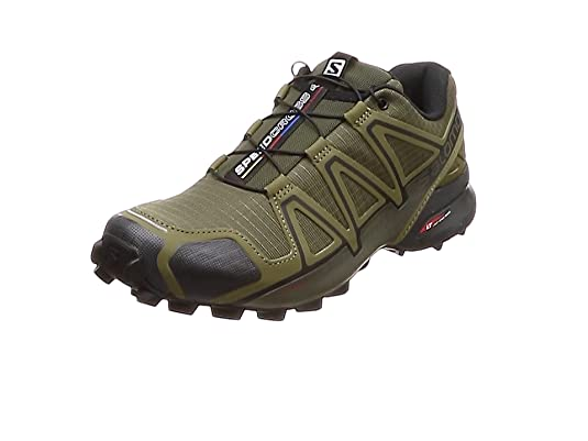 Salomon Herren Speedcross 4 Trailrunning Schuhe