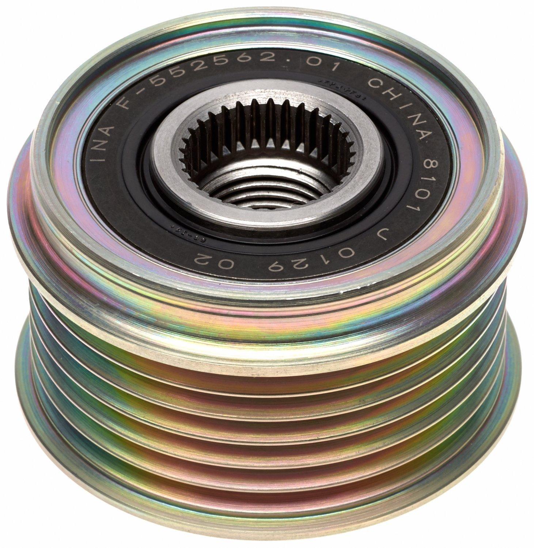 ACDelco 37133P Professional Alternator Decoupler Pulley