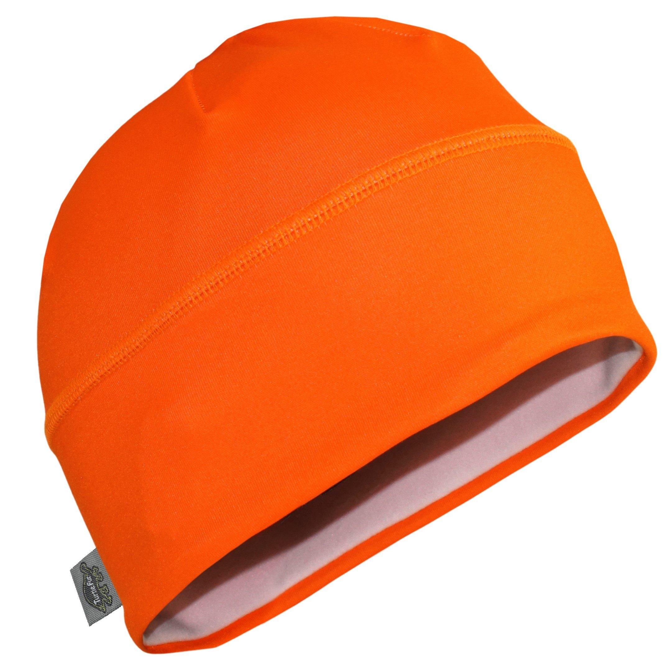 Turtle Fur Kids Comfort Shell Brain Shroud Lightweight Snug Beanie Helmet Liner Blaze