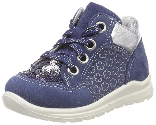Superfit Starlight, Zapatillas para Bebés, Blau (Water Kombi), 25 EU
