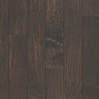 "product image for Shaw SW672-09014 Shaw SW672 South Fork 5"" Wide Heavy Scraped Engineered Hardwood Flooring with ScufResist Platinum Finish - Sold by Carton (23.73/SF Carton)"