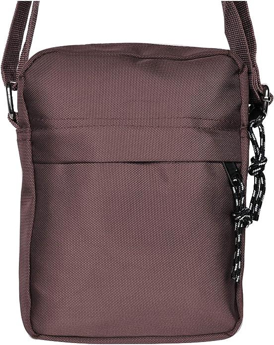BN Charmoni/® Sac sacoche pochette /à bandouli/ère 21 X 23,5 X 6 cm en toile /à voile
