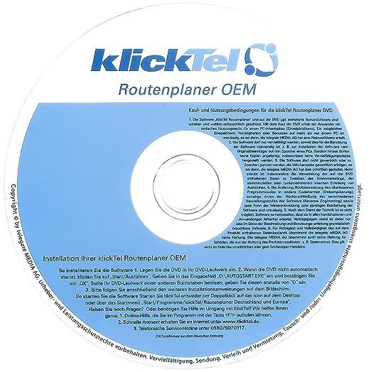 klicktel routenplaner 2012