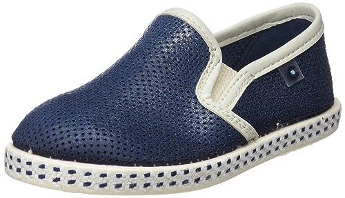 Conguitos Yute, Alpargatas para Niños, Azul (Blue), 29 EU: Amazon.es: Zapatos y complementos