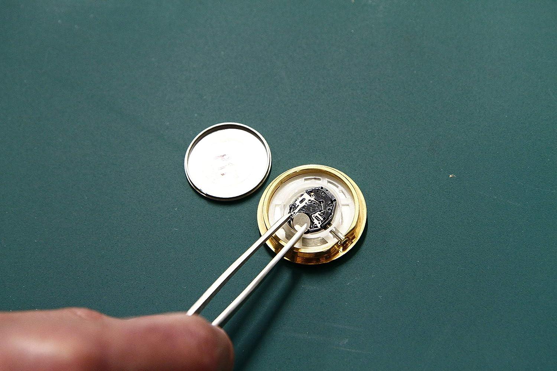 Rolson Tools 59104 6 Teiliges Rostfreier Stahl Pinzetten Set