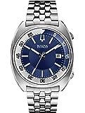 Bulova Accutron II Blue Dial Stainless Steel Men's Watch 96B209