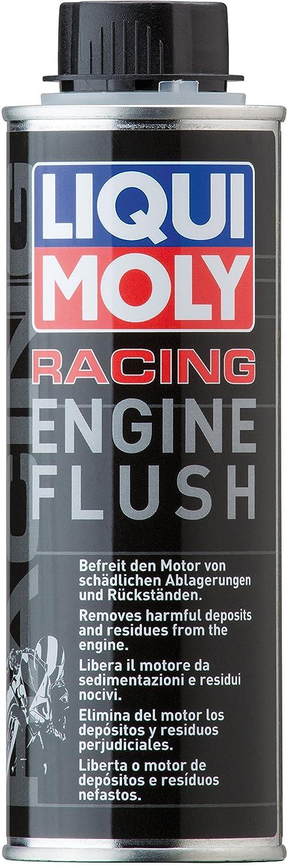Liqui Moly 1657 Moto Motore Flush per lamiera, 250 ml 250ml