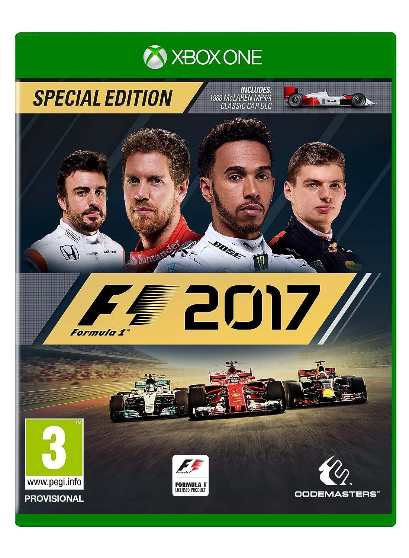 F1 2017 Special Edition [Importación inglesa]: xbox one: Amazon.es ...