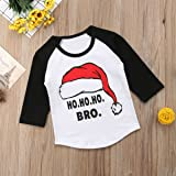Toddler Kids Baby Boy Girls Christmas Letters