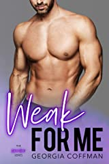 Weak for Me: An Age-Gap Romance (The Heat Series Book 3) Kindle Edition