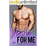 Weak for Me: An Age-Gap Romance (The Heat Series Book 3)