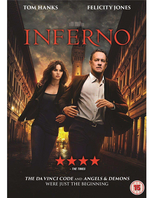 Inferno [Reino Unido] [DVD]